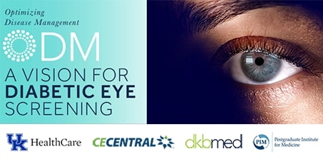 ODM: DIABETIC EYE – University of Kentucky